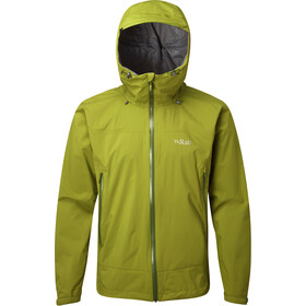 Rab Downpour Plus Jacket Men, cactus